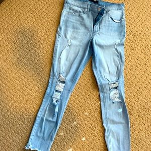 Express jeans size 8